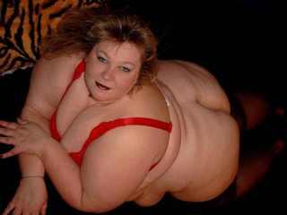 Sexy mollige Rubensfrau